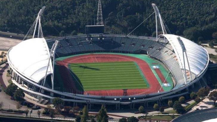 熊本県民総合運動公園陸上競技場