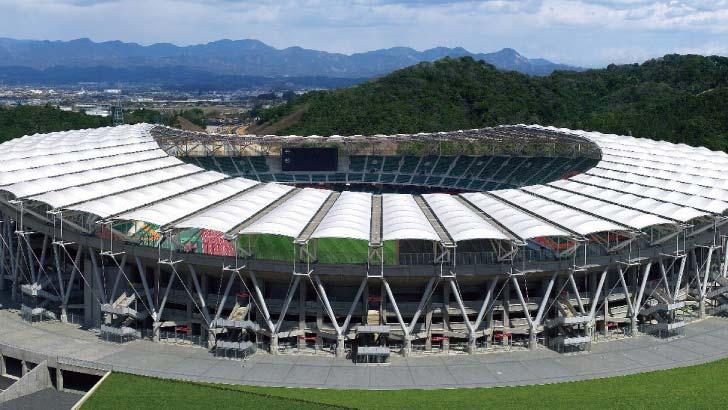 小笠山総合運動公園エコパスタジアム