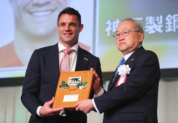 今季トップリーグMVPは神戸製鋼のカーター! 新人賞はトヨタの岡田優輝