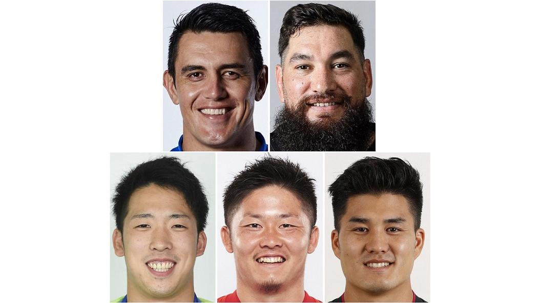 日仏ラグビーチャリティマッチ トップリーグ選抜にNECの中嶋大希など5選手追加