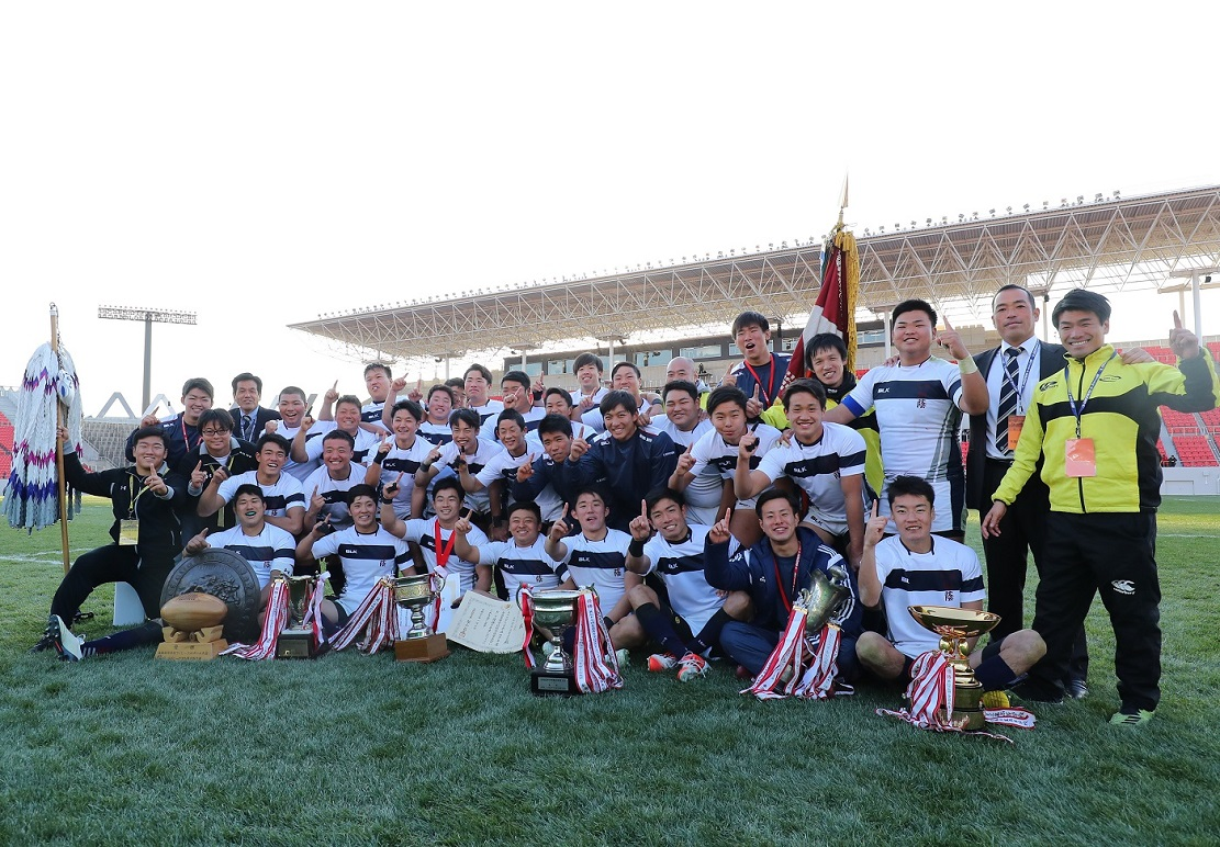 第98回全国高校ラグビー大会優勝は大阪桐蔭