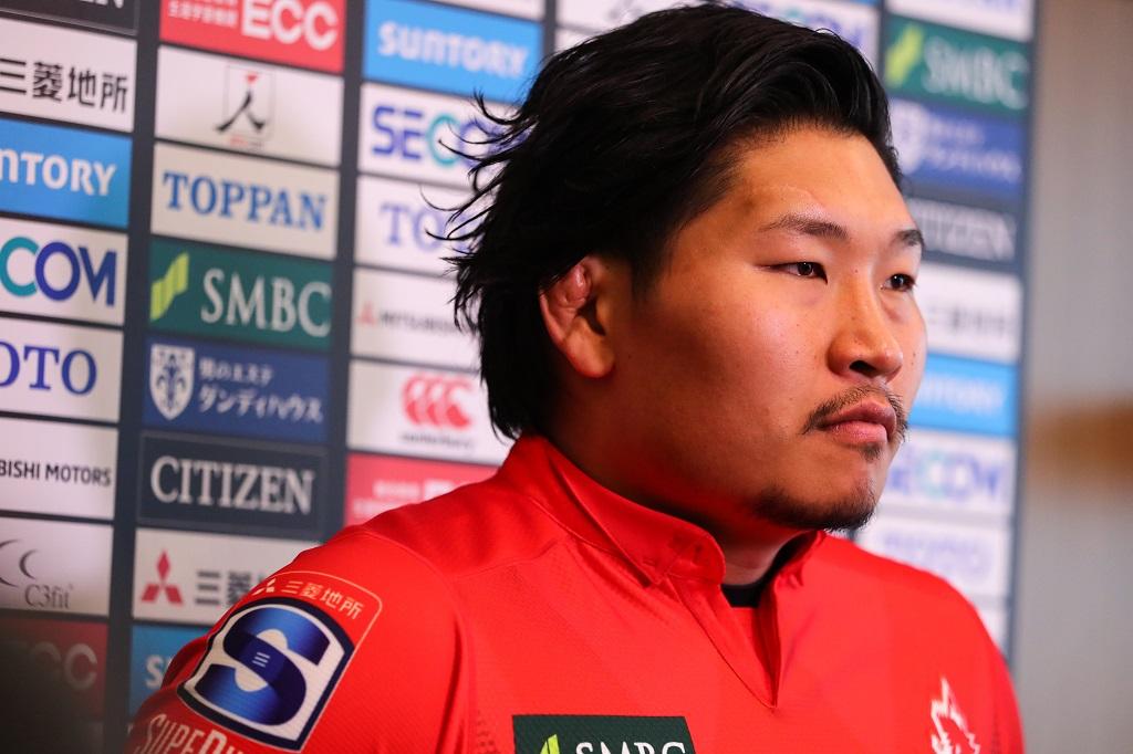 日本代表の稲垣啓太、年末年始に感じた「休む重要性」とは。