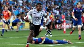 フィジーが東京五輪へ向け着々とチーム力アップ NZセブンズ制し総合首位に浮上