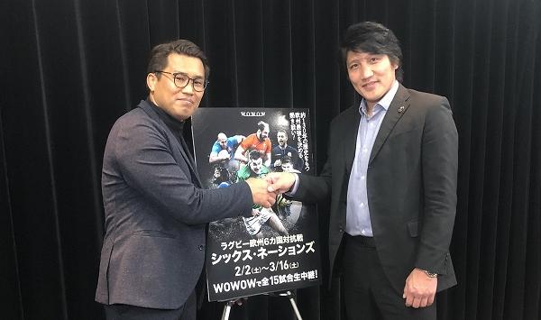 「絶対に見て損はない!」 ラグビー元日本代表が推すシックス・ネーションズ