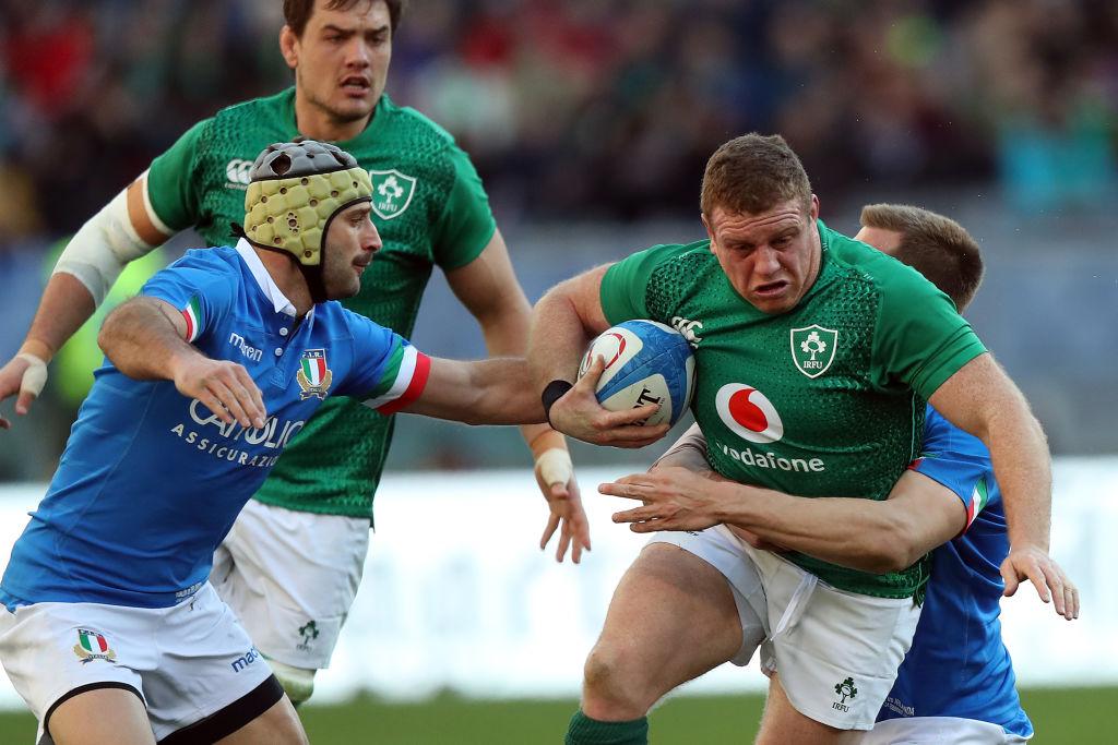 アイルランドがローマで辛勝 イタリアはシックスネーションズ20連敗