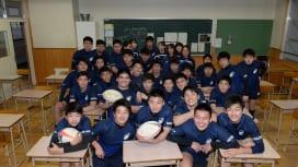 福岡県高校ラグビーに新しい風。浮羽究真館が初のベスト4入り