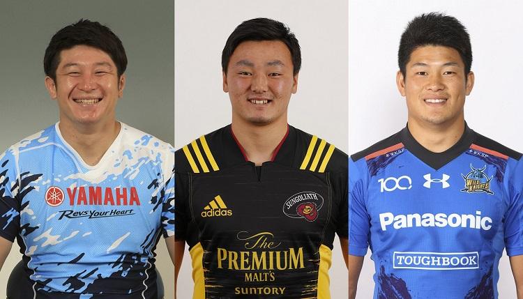 RWC日本代表候補キャンプに大戸、尾崎、野口が追加招集