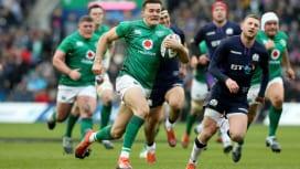 W杯で日本と同組の欧州勢がシックスネーションズで激突 アイルランドがスコットラ..