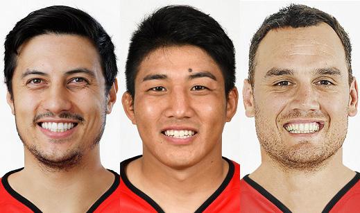 元日本代表のティム・ベネット、NZスターのイズラエル・ダグなどがキヤノン退団