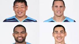 サニックスが10選手の退団発表 元日本代表PR杉浦は引退でコーチ就任へ