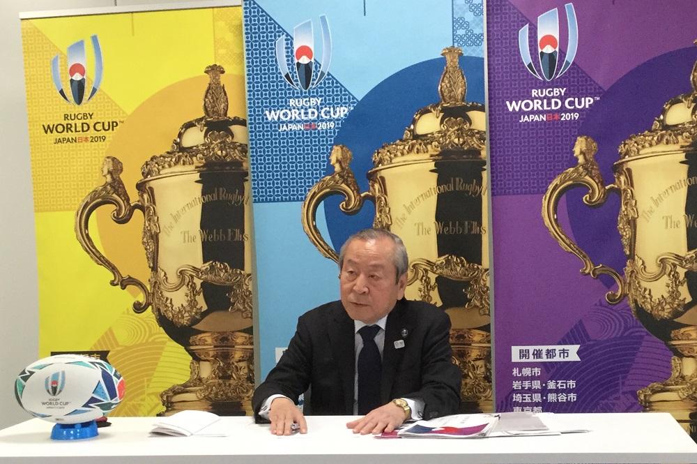 ワールドカップ予算案を30億円増収。公認チームキャンプ地も決定。