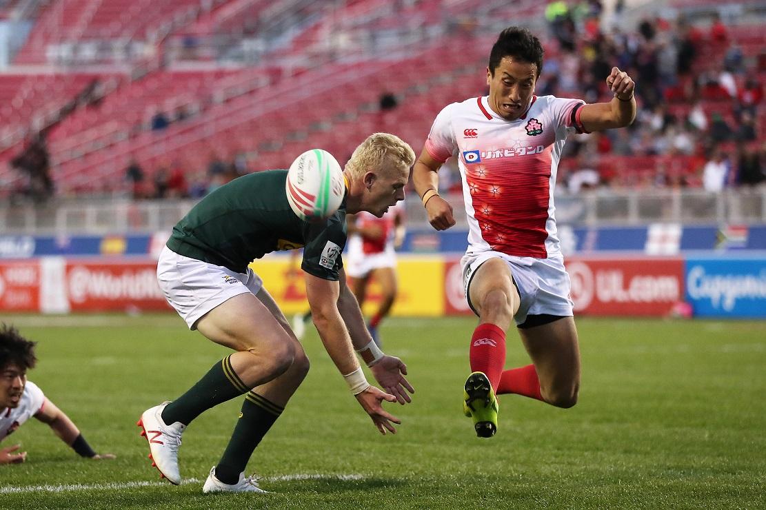 ラスベガス・セブンズ開幕 日本は強豪相手に奮闘するも連敗で8強入りならず