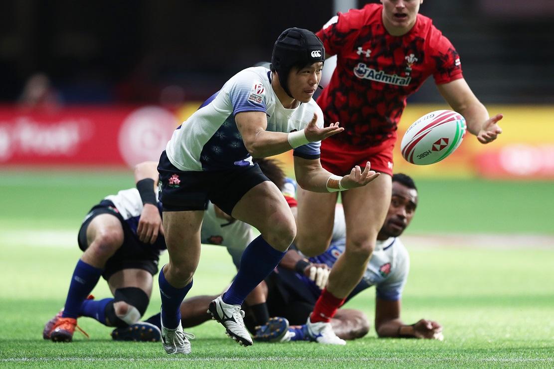 男子ワールドセブンズシリーズ・カナダ大会 日本は1勝5敗で14位