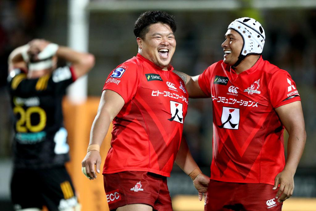 サンウルブズ勝利は日本代表候補選手にも刺激 具智元「気持ちが引き締まった」