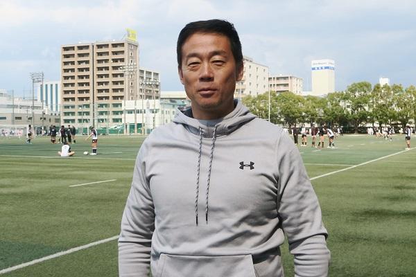 【ラグリパWest】「本当にいい男」(上) 藤田雄一郎/東福岡高校監督