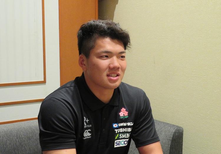 ジュニア・ジャパンの福井翔大主将が、東福岡高校→パナソニックで学んだこと。