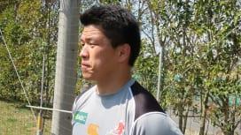 立川理道、4季連続参加のサンウルブズで「まずはプレーでチームに貢献」