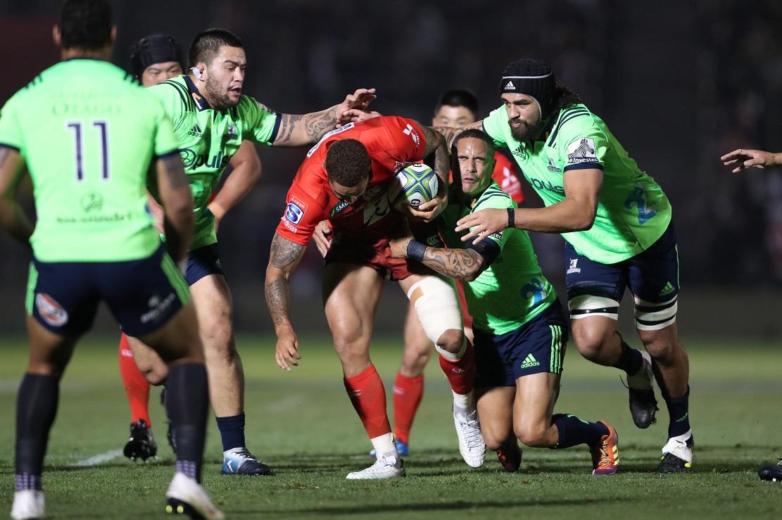 サンウルブズが屈辱の完封負け NZハイランダーズに52点差惨敗