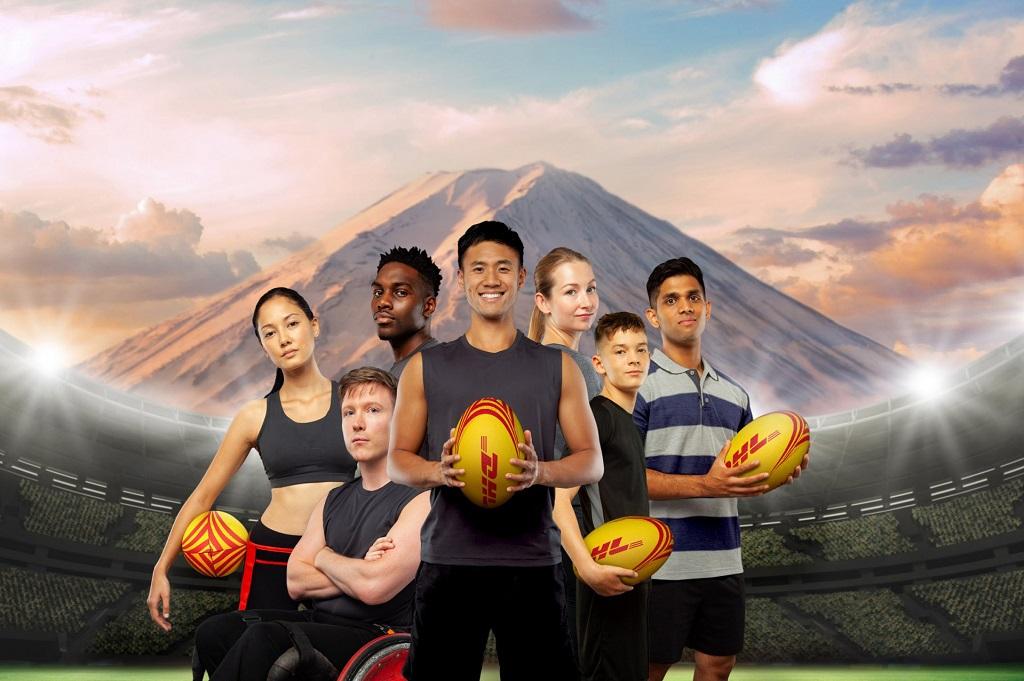 【Rugby. Delivered.キャンペーン】 ラグビーの試合を開催してW杯チケットをゲットしよう!