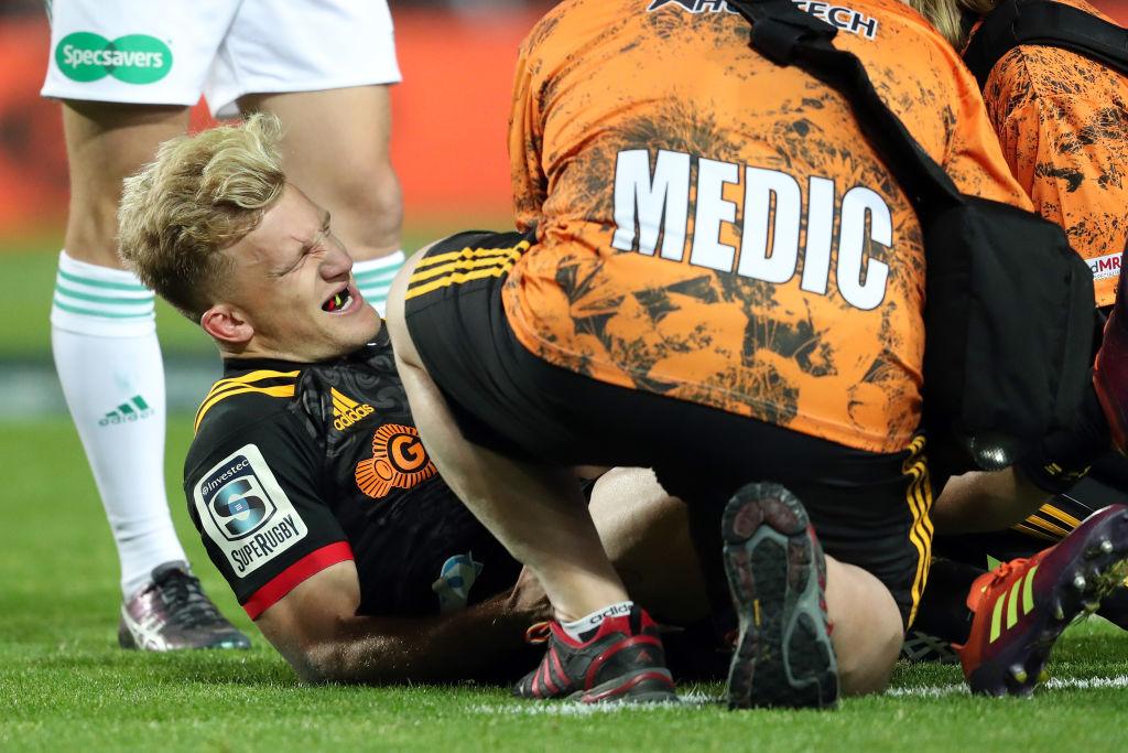 NZスターのマッケンジー、膝前十字靭帯断裂でワールドカップ出場絶望的