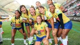 ブラジルがコアチーム昇格大会制し、ワールドラグビー女子セブンズシリーズへ。