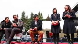 4月7日放送「藤島大の楕円球にみる夢」に、狼主将ミラーや釜石の高校生たち。