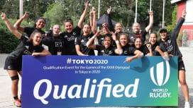 女子セブンズNZがカナダ大会制し首位独走、東京五輪出場権獲得! アメリカもほぼ確実