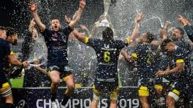 欧州チャレンジカップ優勝はクレルモン! ラ・ロシェルとのフランス勢対決を制す
