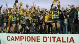 イタリアリーグ優勝はカルヴィザーノ 2季ぶりに国内制覇