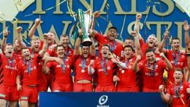英・サラセンズが2季ぶりに欧州制覇! アイルランドのレンスターは連覇ならず