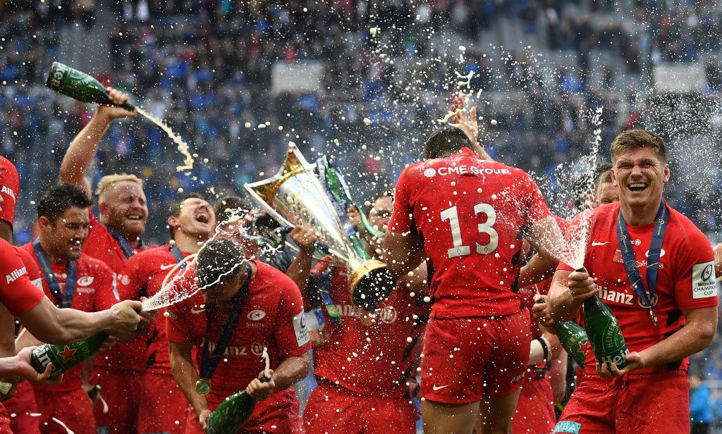 2018-2019シーズンの欧州クラブチャンピオンはサラセンズ