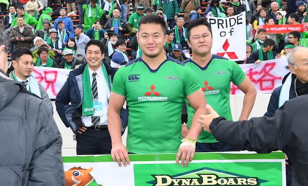 12季ぶりトップリーグの三菱重工相模原。土佐誠主将は「新たな歴史を創りたい」。