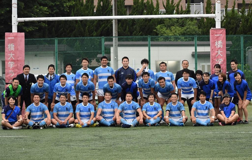今季目標2冠の学芸大がまずは1冠達成! 第67回東京地区国公立大学体育大会を制す