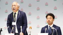 日本ラグビー協会副会長に清宮克幸氏、専務理事は43歳・岩渕健輔氏。