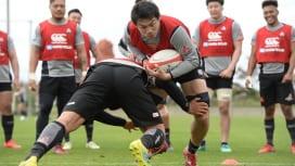 日本代表復帰へアピールチャンス 西川征克がサンウルブズ合流へ