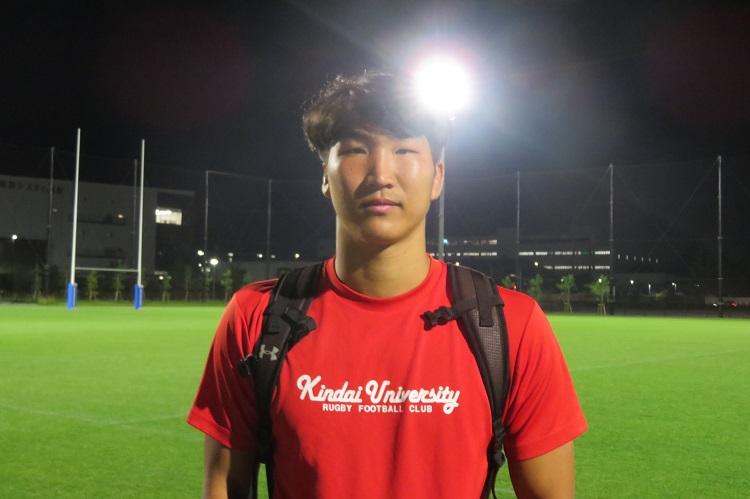 U20日本代表の「エッジ」に立つ。山本秀の証明したいものとは。
