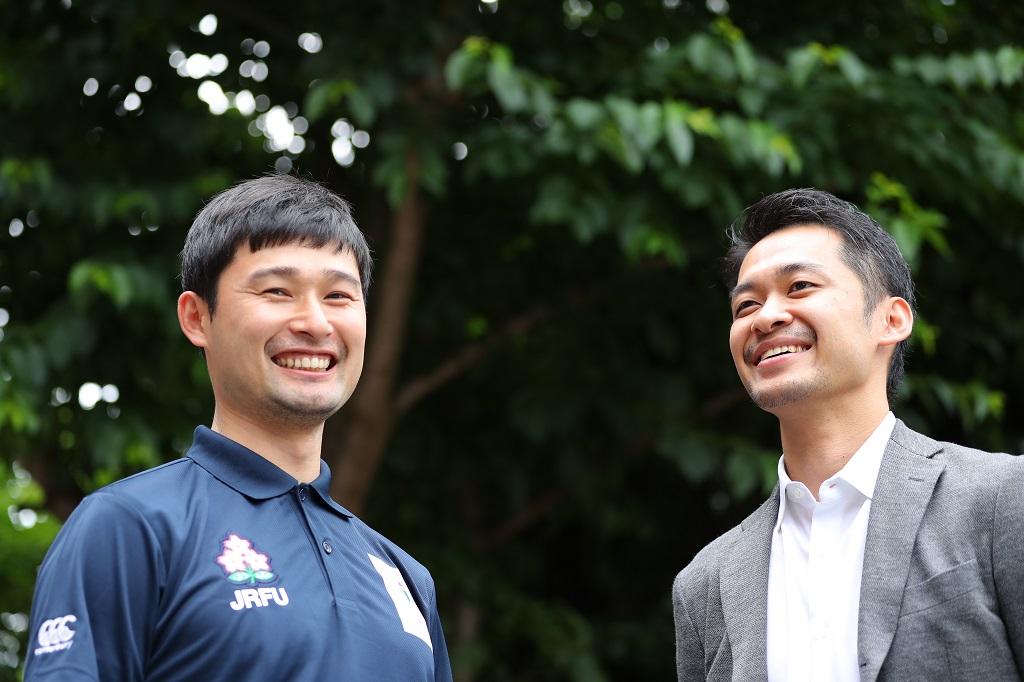 BEYOND 2019。日本のラグビーのこれからを支える、若き力と新たな取り組み。