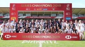 NZ女子が2季ぶりにワールドセブンズシリーズ総合優勝 最終大会はアメリカが金