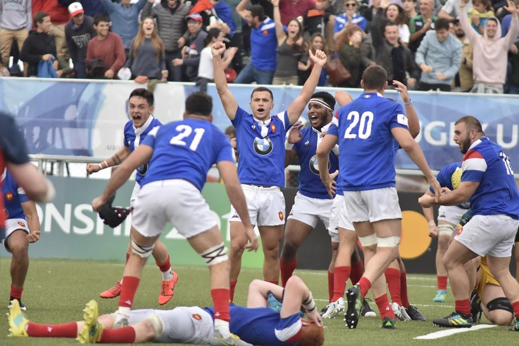 ワールドU20チャンピオンシップはフランスが連覇! 降格はスコットランド