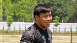 「浪人」経て世界目指す原田衛、慶大&U20日本代表での挑戦に迫る。