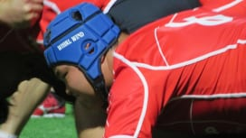 大阪桐蔭高の奥井章仁、U20日本代表へ飛び級して感じた「意識の高さ」とは。