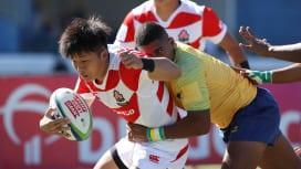 U20日本代表が白星発進 ワールドU20トロフィー初戦で開催国ブラジル下す