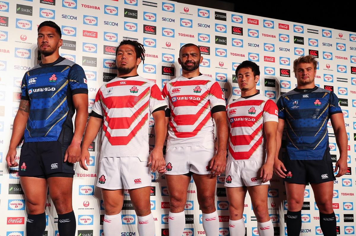 「兜:KABUTO」で世界に挑む 日本代表新ジャージー発表!