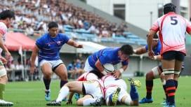 関東大学オールスター メインゲームは対抗戦選抜勝利。活躍した明大勢らの声は。