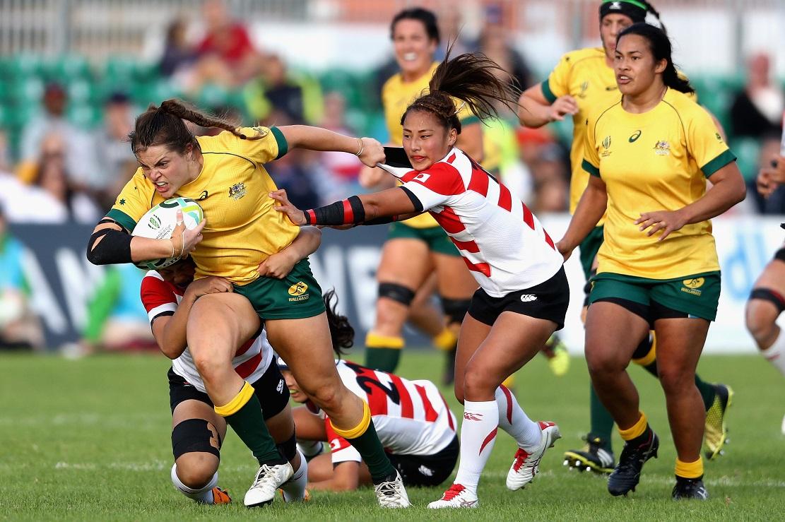 女子日本代表が豪州でテストマッチに挑む 初戦で最大11人が初キャップ獲得へ