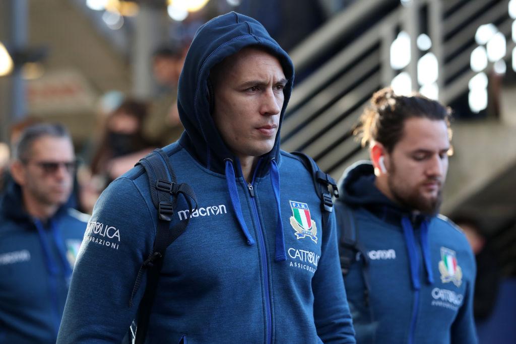 イタリア代表主将パリッセはW杯後も現役続行! トゥーロン加入決定