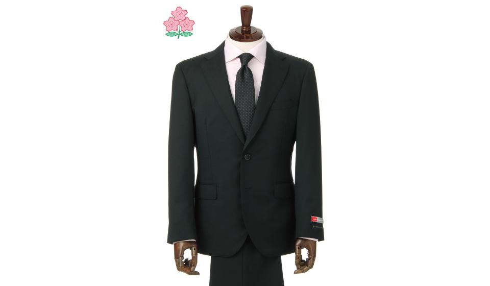 「洋服の青山」がラグビー日本代表公式スーツをリニューアル、オンラインで限定発売