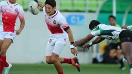 セブンズ日本代表、男女とも連勝スタート。アジアシリーズ韓国大会初日