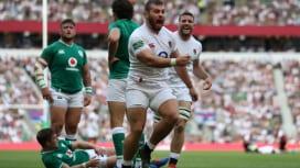 【日本のW杯ライバル】 アイルランドがイングランドに42点差惨敗 世界ランク1位ならず