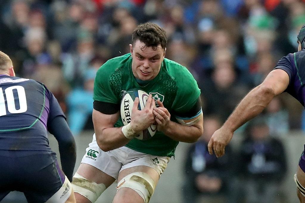 日本とW杯同組のアイルランドも実戦へ 若きLOライアンには新たなトロフィー